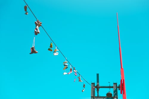 Základová fotografie zdarma na téma čirý, město, modrá, obloha