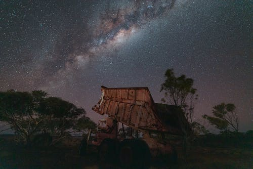 Free stock photo of astrophotography, landscapes, milky way, night sky
