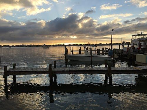 Free stock photo of Beautiful sunset, bradenton, florida, ocean