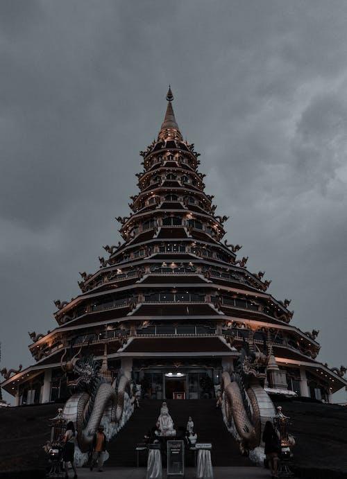 Free stock photo of buddhism, buddhist temple, temple