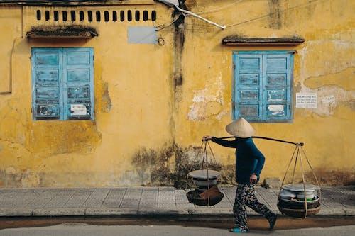 Δωρεάν στοκ φωτογραφιών με vintage, άνθρωπος, αρχιτεκτονική, αστικός
