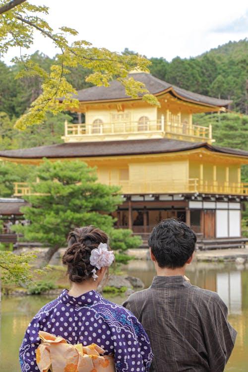 Gratis arkivbilde med asiatisk par, bakgrunnsbilde, Japansk