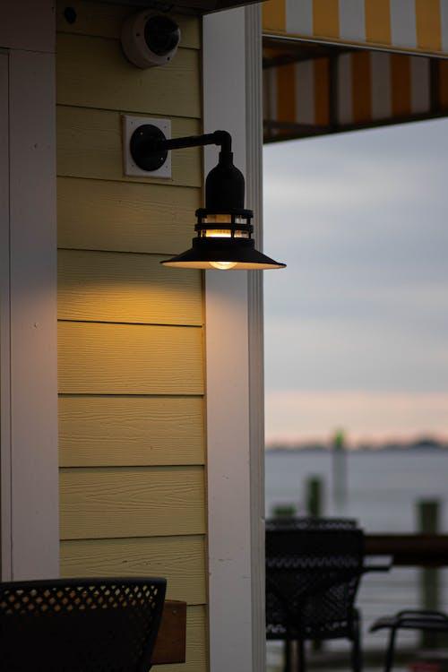 Gratis arkivbilde med havn, låseskjerm bakgrunnsbilde, lys