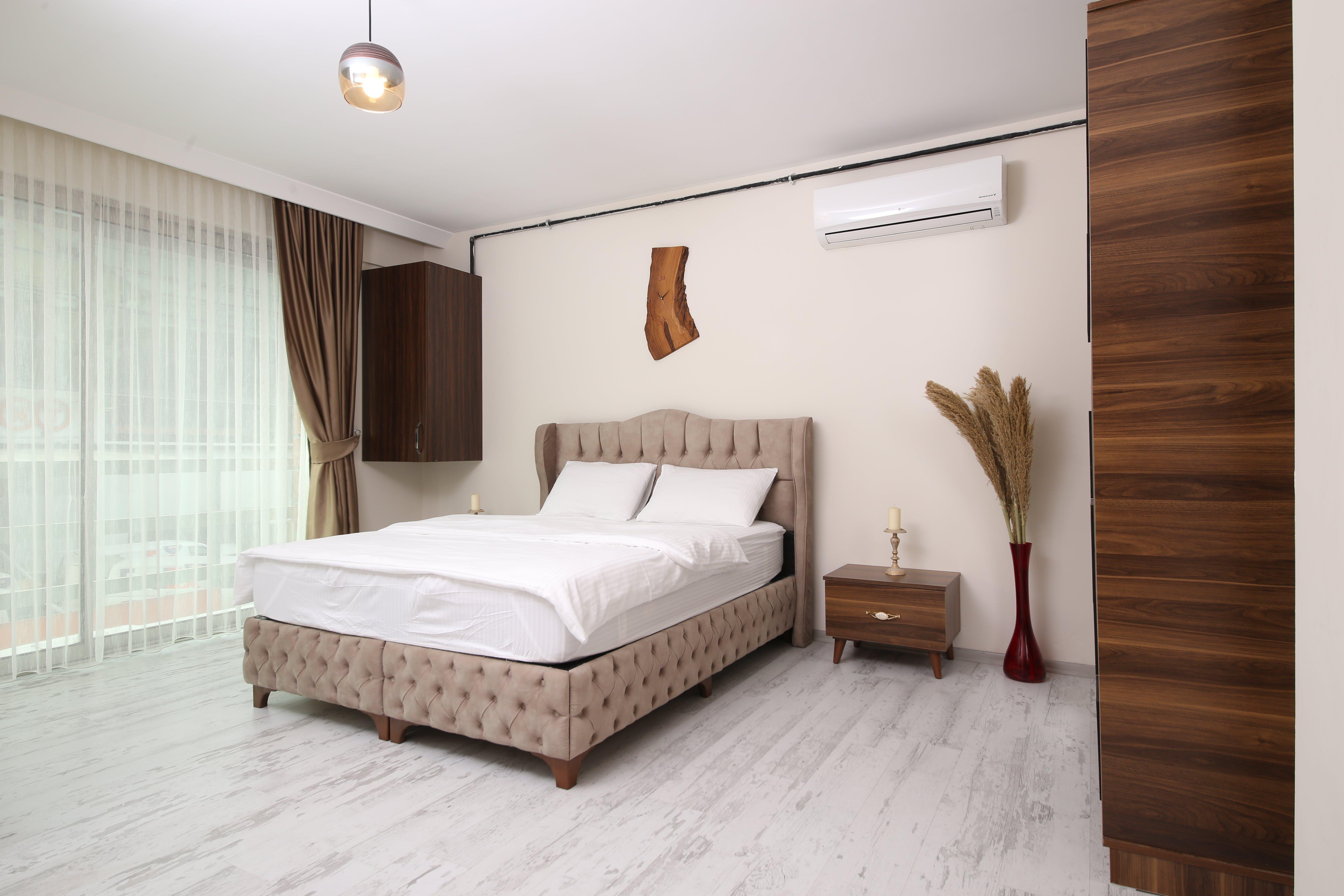 A Simple Bedroom