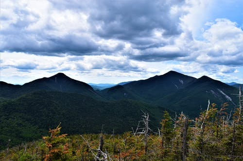 Free stock photo of Adirondacks, cloud, clouds, forest