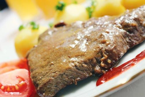 Ingyenes stockfotó burgonya, ebéd, élelmiszer, étel témában