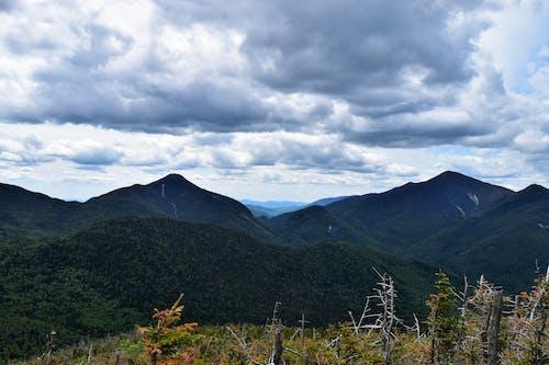 Free stock photo of Adirondacks, clouds, landscape, mountain