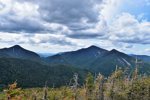 Free stock photo of Adirondacks, clouds, forest, high peak