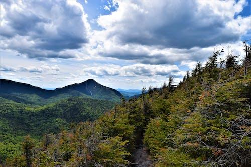 Free stock photo of Adirondacks, clouds, hike, mountain