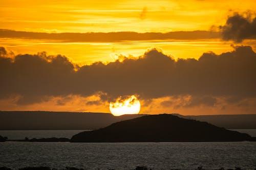 Immagine gratuita di alba