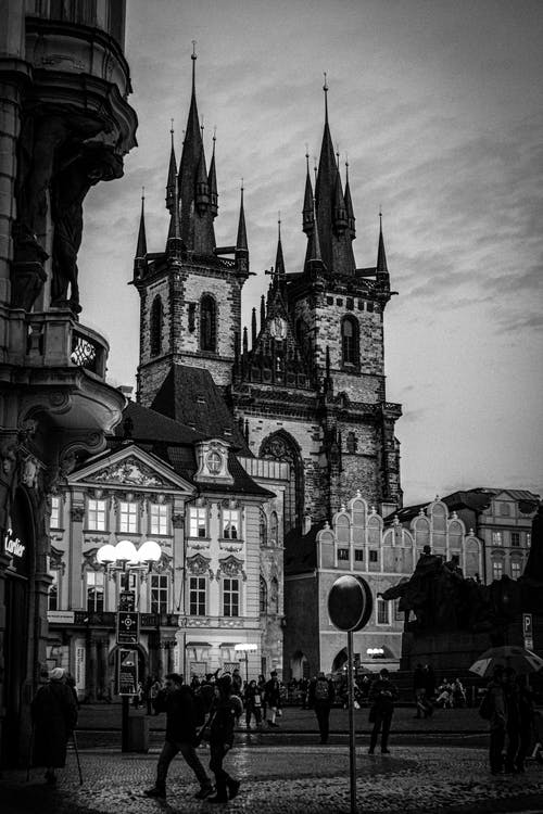 Free stock photo of gothic, history, Old Town Square, prague