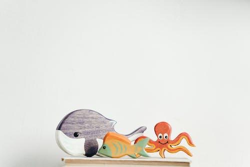 Wooden Toy Figures