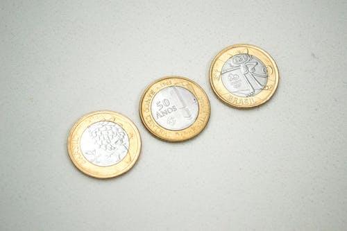 Fotobanka sbezplatnými fotkami na tému Brazília, dinheiro, jonaskakaroto, kurzový