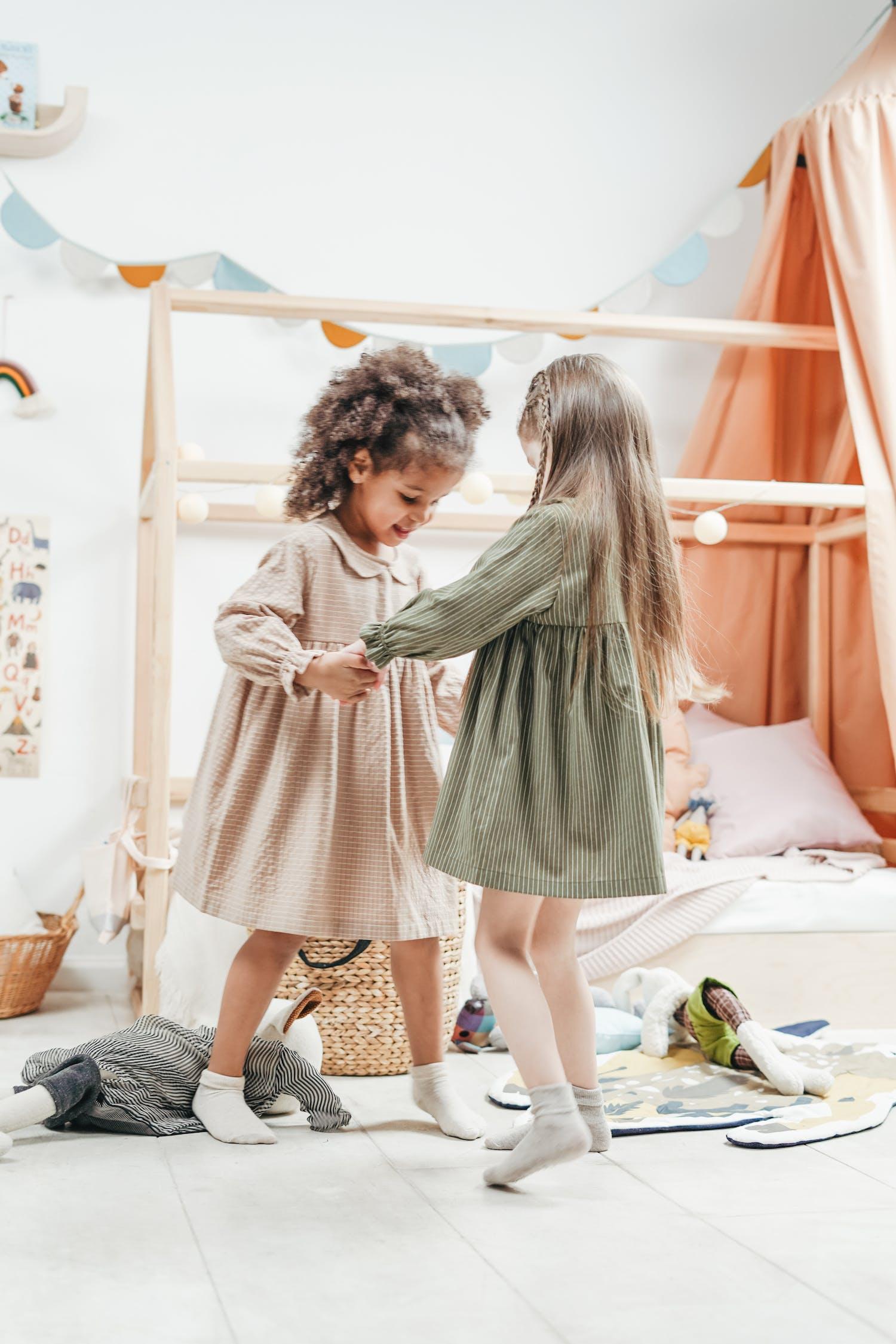 Photo of Girls Dancing
