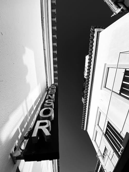 Free stock photo of ascensor, blackandwhite, monochrome