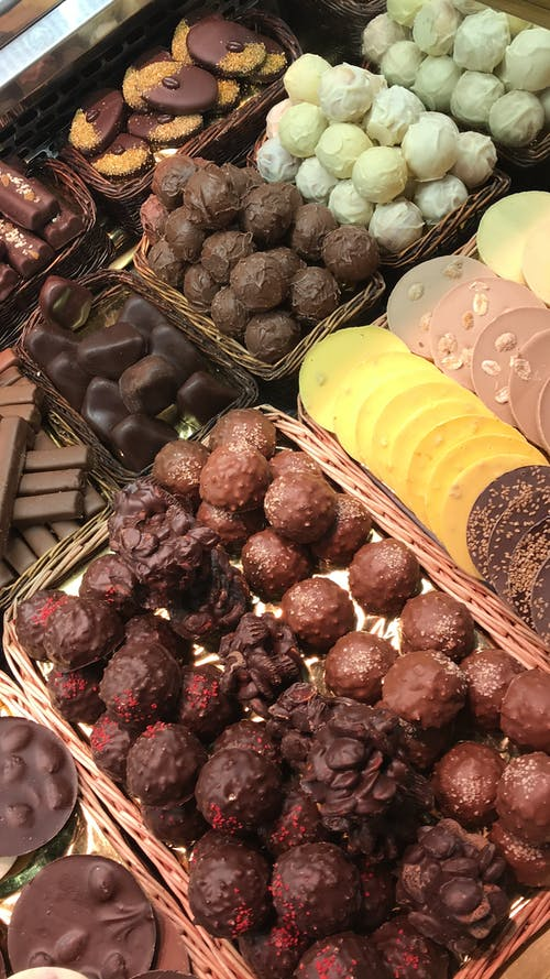 Free stock photo of candies, chocolate, sweets
