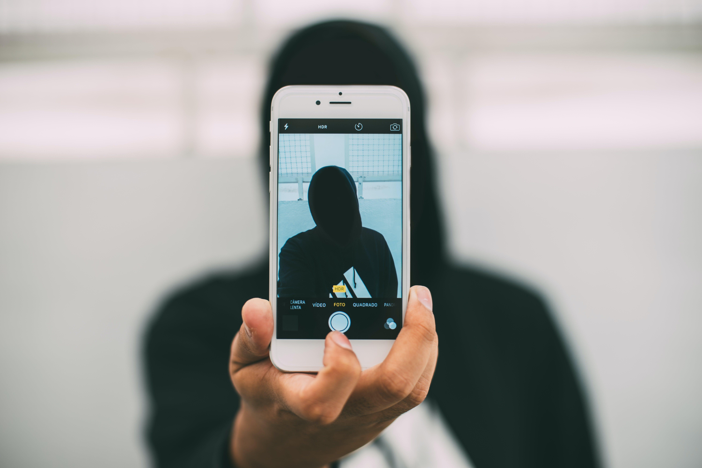 anonym, anonymous, foto machen