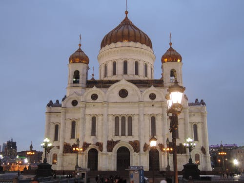 Free stock photo of cathedral, christian temple, orthodox