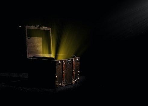 Free stock photo of wood, light, art, dark