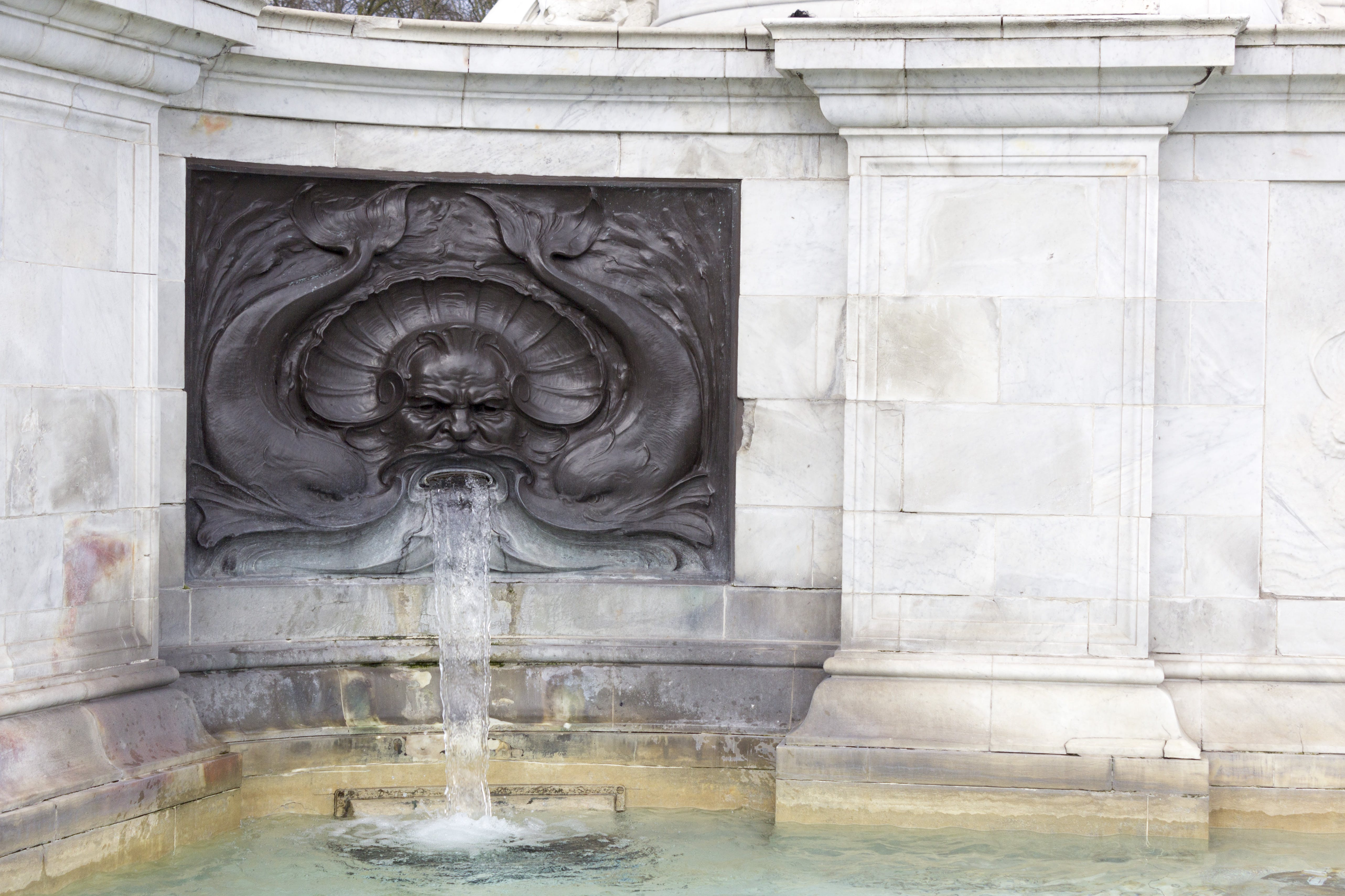 Free stock photo of buckingham palace, fountain, london, wish