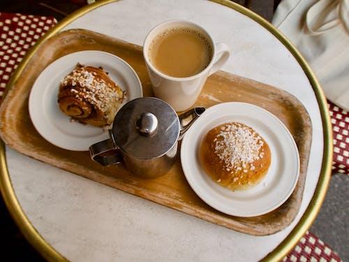 一杯咖啡, 卡布奇諾, 可口的, 咖啡 的 免費圖庫相片