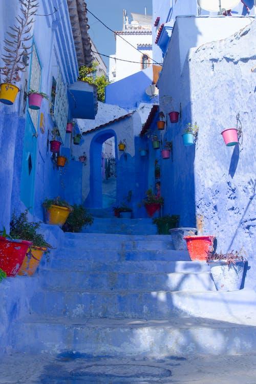 Foto stok gratis bagian, biru, cat, gas