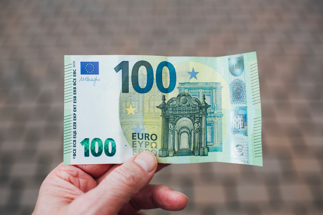 Euro Is One Of Higher Value