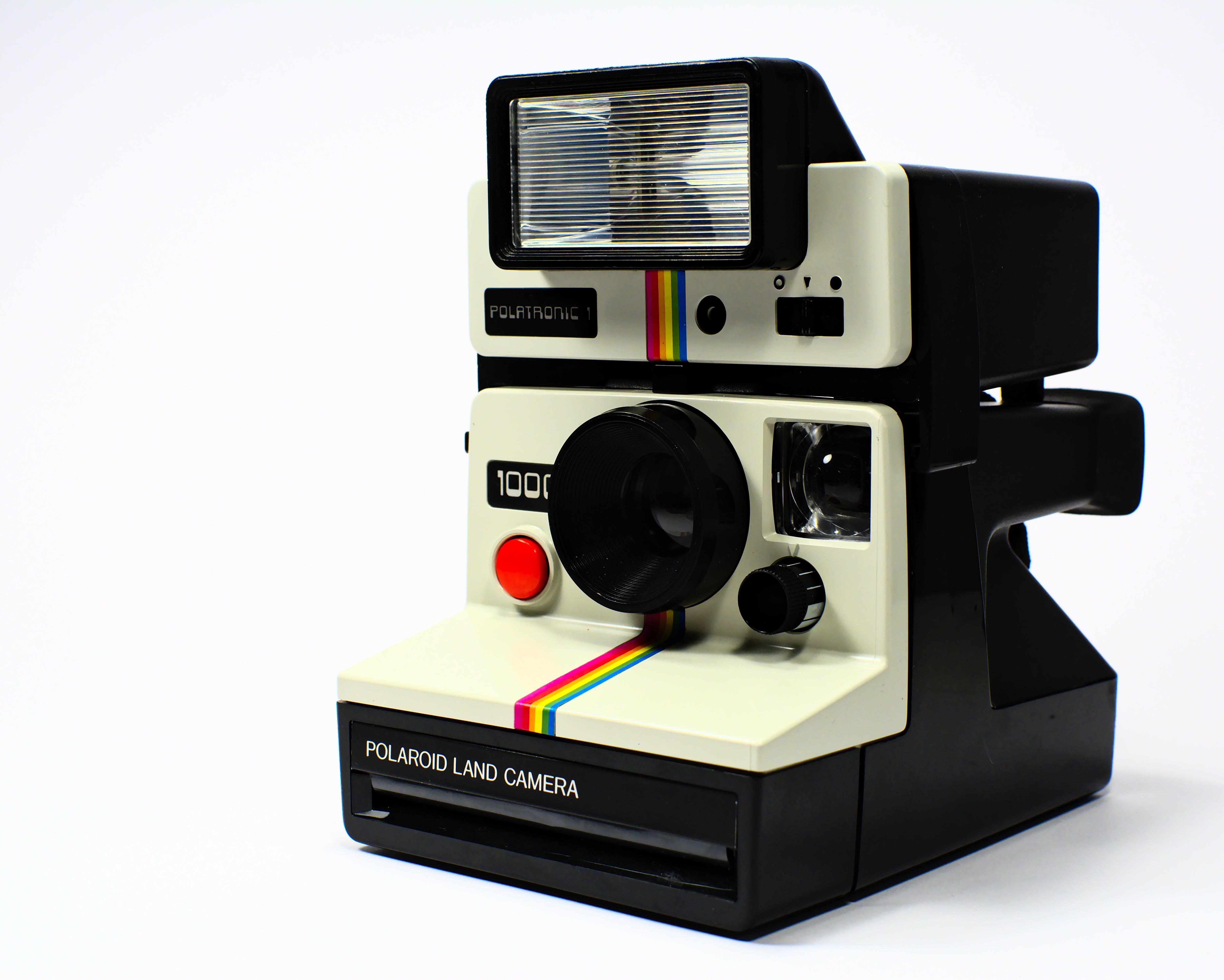 Kostenloses Stock Foto zu fotografie, kamera, polaroid, vintage
