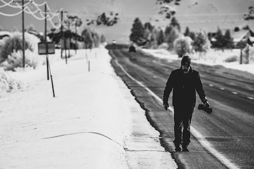 Fotobanka sbezplatnými fotkami na tému cesta, cesty, chladný, chôdza