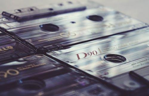Photos gratuites de ancien, cassette, cassettes audio, classique