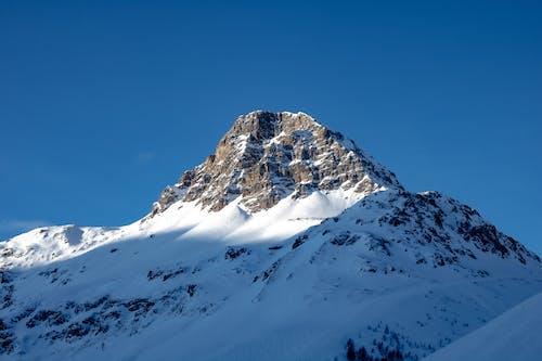 Imagine de stoc gratuită din apogeu, călătorie, cer albastru, congelare