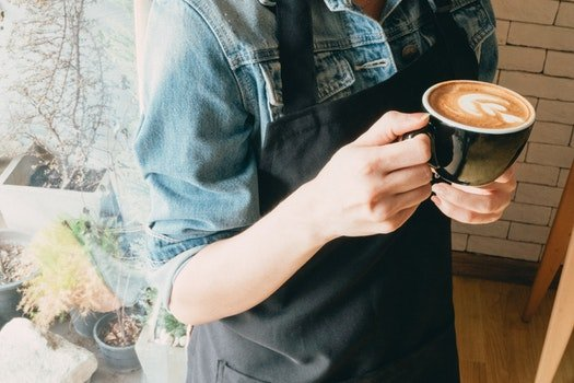 Free stock photo of person, hands, woman, coffee