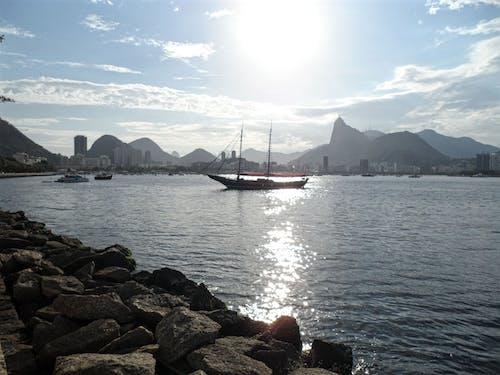 Free stock photo of brasil, rio de janeiro, sunset