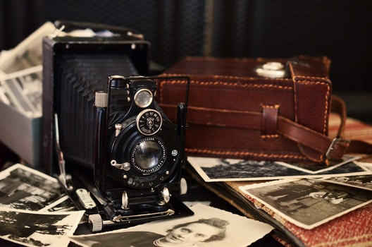 Free stock photo of camera, photography, vintage, old