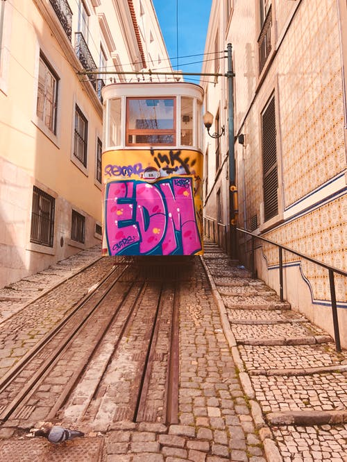 Foto stok gratis kotaku, Lisbon