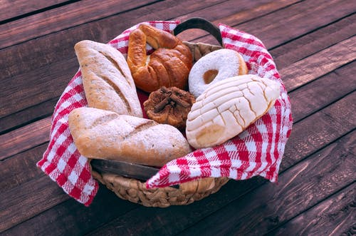 Free stock photo of bread, delicious, meal