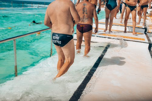 Photo of Swimmers