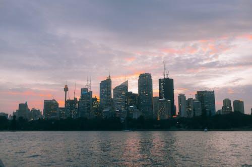 城市, 天際線, 市容, 建築 的 免費圖庫相片
