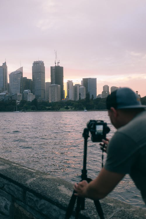 Kostnadsfri bild av flod, fotograf, fotografi, gryning