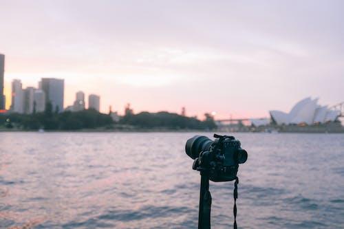 Δωρεάν στοκ φωτογραφιών με αυγή, δύση του ηλίου, ηλιοβασίλεμα, Όπερα του Σίδνεϊ