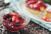 restaurant, dessert, pudding