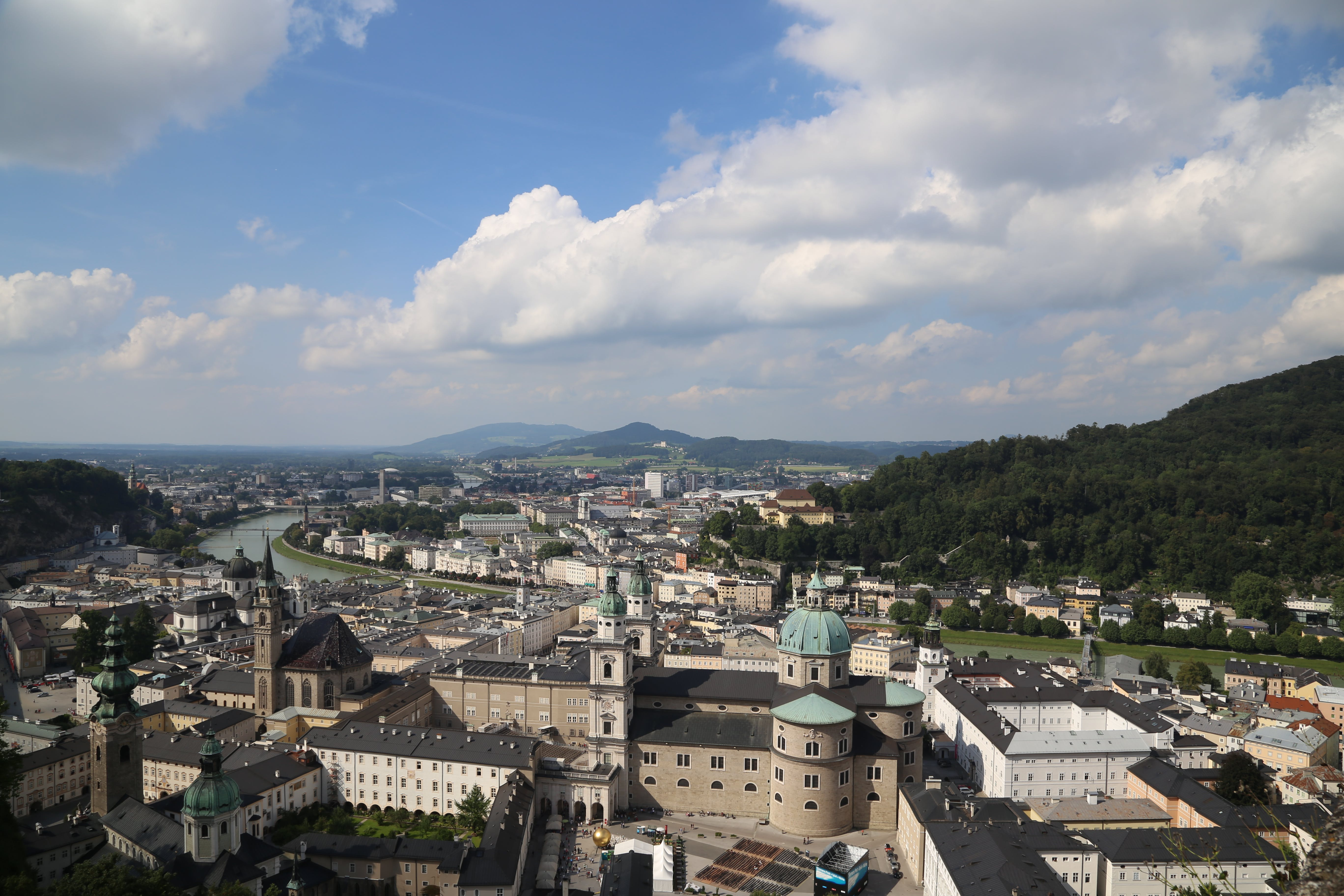 Free stock photo of austria, city, historic center, medieval town