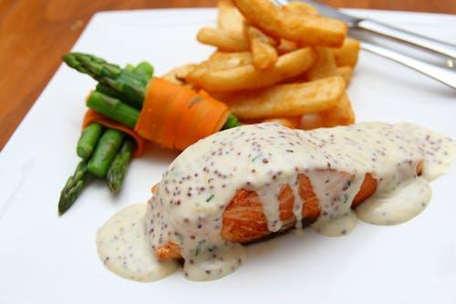 Бесплатное стоковое фото с вкусный, горчица, гурман, диета