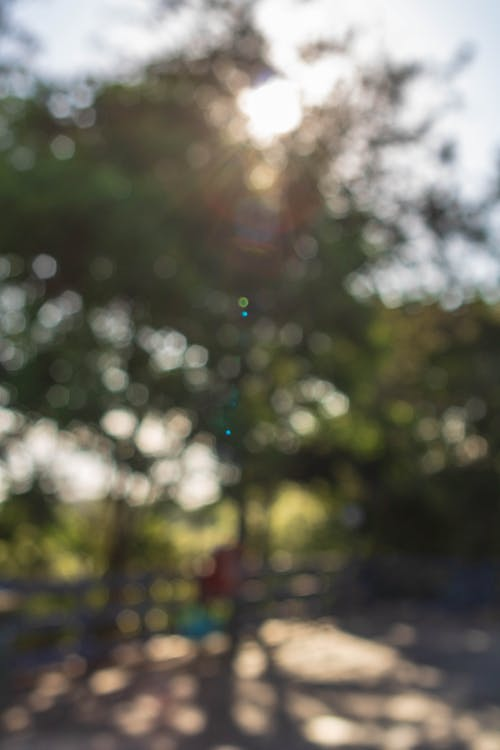 Free stock photo of background, blue, blur, bokeh