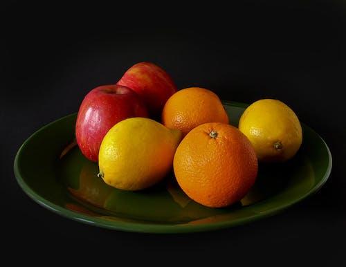Ảnh lưu trữ miễn phí về chanh, món ăn, những quả cam, táo