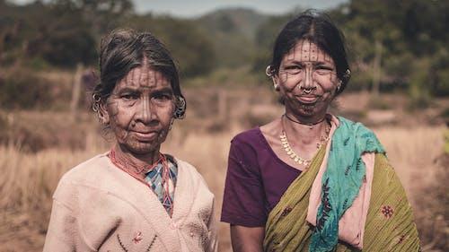 Δωρεάν στοκ φωτογραφιών με piercing, αγροτικός, ασημένιος, γέρος