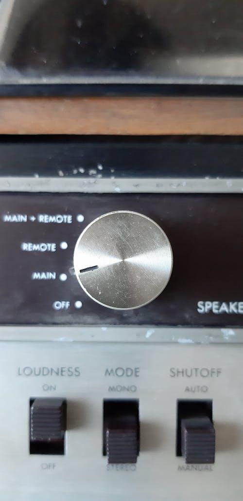 Free stock photo of speakers