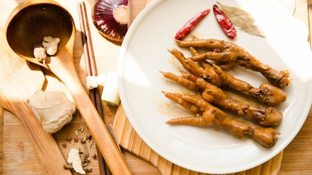 Free stock photo of chicken, meat, chinese food, Stewed meat
