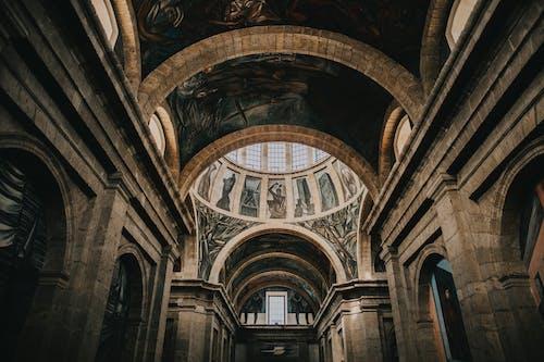 Immagine gratuita di antico, arcata, architettura, arco