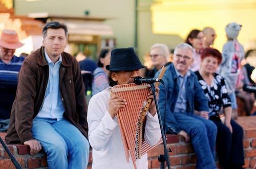 Free stock photo of adult, daylight, entertainment, man